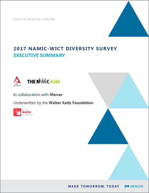 2017 WICT NAMIC Diversity Survey Executive Summary Image.PNG