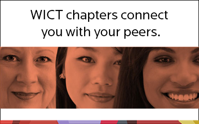 WICT Chapters: A Vital Local Connection